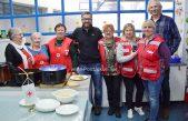 FOTO Održan blagdanski donatorski ručak u 'režiji' VMO Centar I @ Opatija