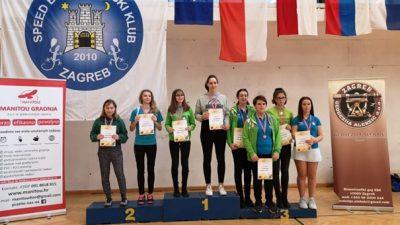 Gala Zukić niže odlične rezultate – Uz pobjede na turnirima Gala je prva igračica svijeta u kategoriji djevojki i ženskih parova do 18 godina