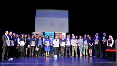 U OKU KAMERE Zlatnim kunama HGK-Županijska komora Rijeka nagradila najbolje gospodarstvenike u protekloj godini