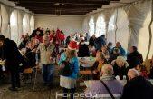 Druženjem uz dobru glazbu i prigodnu blagdansku marendu Kastavci nazdravili blagdanima i godini na izmaku