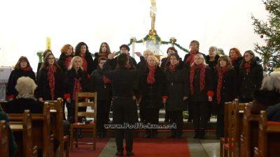 FOTO/VIDEO KUD Učka Matulji i gosti održali koncert 'Božićna oda'