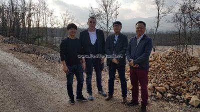 Koreanci zainteresirani za Miklaviju i Brajdicu: Direktori iz Samsunga i Maerska obišli Rijeku i Matulje