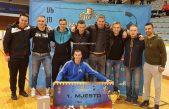 U OKU KAMERE Mališani 2008. godište i veterani Opatije osvojili prvo mjesto na 9. izdanju Dvoranskog prvenstva grada Rijeke