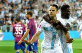 Rožmanovi puleni pregazili Hajduk u Splitu i upisali novu visoku gostujuću pobjedu