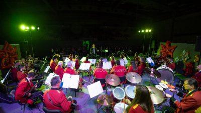 Održan tradicionalni Novogodišnji koncert Glazbenog društva Spinčići @ Kastav