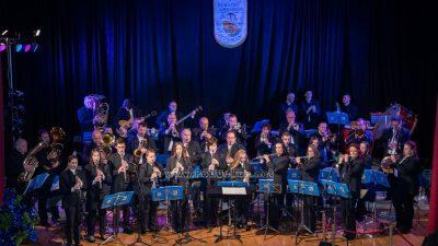 FOTO Tradicionalni Novogodišnji koncert Puhačkog orkestra Lovran oduševio puno Kino Sloboda