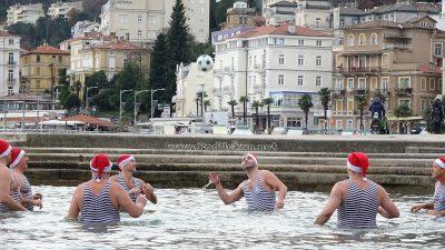 Opatijski kukali i Betty Jurković najavili 16. novogodišnje kupanje