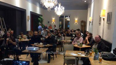 FOTO Opatija Coffeehouse Debates: Panel-diskusija o digitalnoj sigurnosti izazvala veliki interes publike
