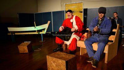FOTO/VIDEO Predstava 'Kalafat, papagalo i batana' Ansambla Intermezzo premijerno izvedena u Voloskom