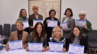 Uručeni certifikati polaznicima pilot programa usavršavanja za savjetnike za inozemna izravna ulaganja @ Rijeka