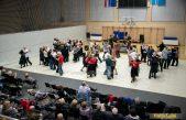 FOTO Održana Božićna plesna večer standardnih plesova uz natjecanje u pripremi orehnjače