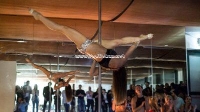 FOTO Pole dance predstava obilježila Christmas Dynamic party