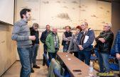 FOTO Zoran Ereš predstavio publici Grafen – novi materijal koji nije trebao postojati