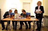 FOTO/VIDEO U prepunoj galeriji Laurus predstavljena knjiga 'Bilješke o tisućljetnoj povijesti Lovrana'