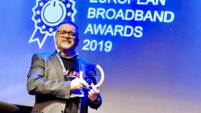 Iz malog Veprinca od vrha Europe – Nagrada EU za širokopojasnu mrežu 2019. ide na RUNE!