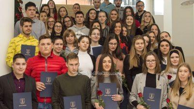 Čak 107 učeničkih i studentskih stipendija
