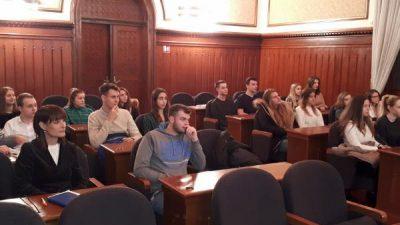 Studenti FMTU-a u posjetu Gradu