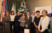 Polica životnog osiguranja Zaklade 'Vaša pošta' uručena Antoniu Tomljanoviću
