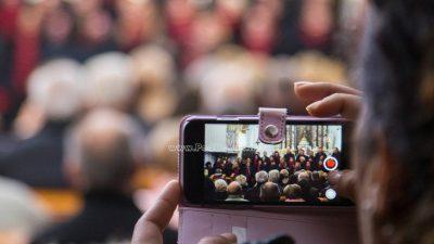 Božićnim koncertom Ženska klapa Kastav obilježila 25. obljetnicu uspješnog rada