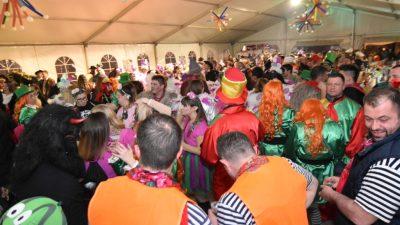Održan 21. Halubajski karneval
