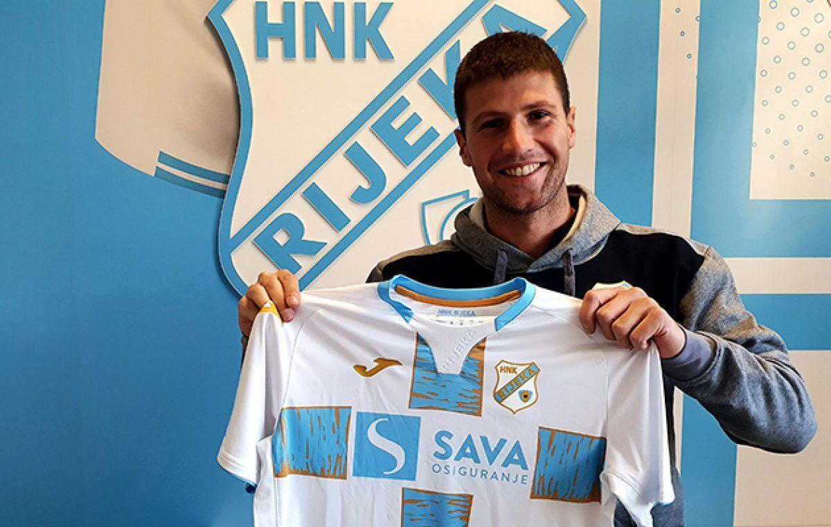 VIDEO Nino Galović novi igrač HNK Rijeka – 27-godišnji bivši igrač Splita i Slaven Belupa potpisao za bijele