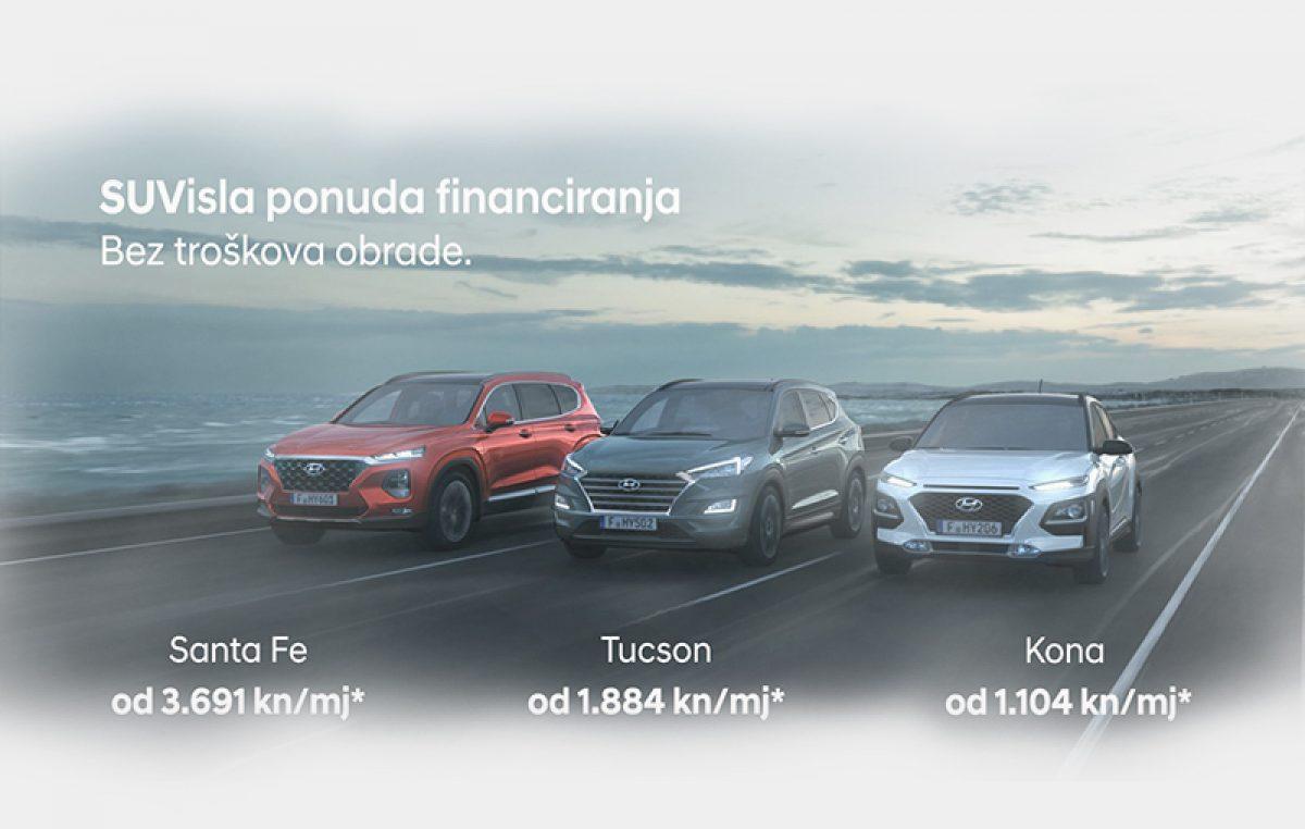 PROMO: Odaberi SUV i uštedi! @ Hyundai Afro