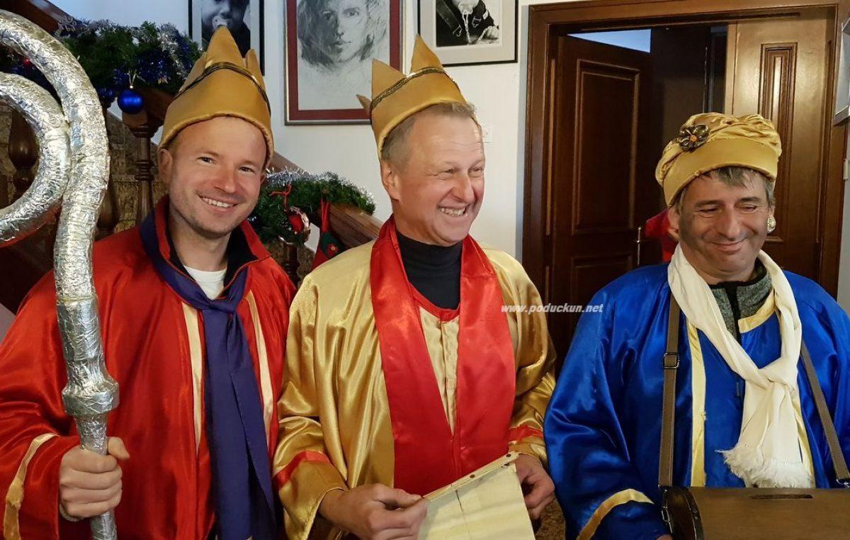 VIDEO Frlanija i Kastav dočekali Tri kralja – Održan tradicionalni običaj koledvanja