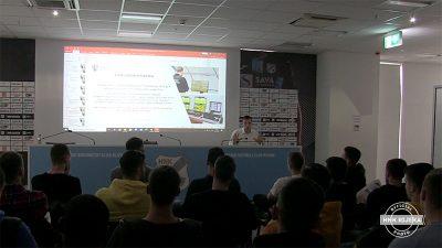 VIDEO Nogometašima Rijeke predstavljen VAR sustav
