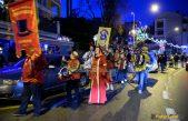 Karneval je stigao u Lovran: Mile Banditić je na pale, a  mjestom vlada maškarano ludilo
