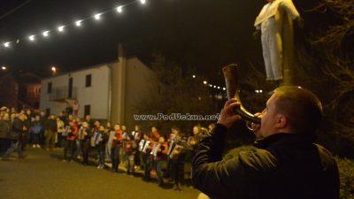 FOTO/VIDEO Antonjski rog je zatulil, Kandidat je šal na pal @ Zvoneća