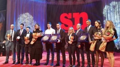 """U OKU KAMERE Posada Šaškin / Bitterman dobitnici """"fair play"""" nagrade"""