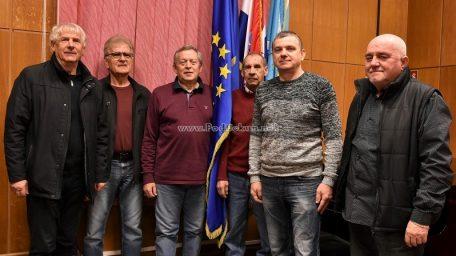 VIDEO Umirovljeni brigadni general Frano Primorac preuzeo vodstvo Hrvatskog časničkog zbora Liburnije