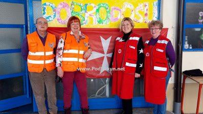 U Gradskom društvu Crvenog križa održan prvi Donatorski ručak u 2020.