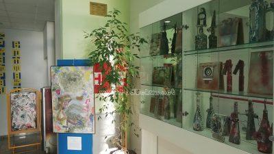Izložba 'Na tragu ekološke svijesti iz tišine prirode' Đorđa Petrovića u Gradskoj knjižnici Opatija