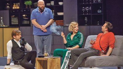 Kazališna predstava 'Ja od jutra nisam stao' ovog petka u Gervaisu