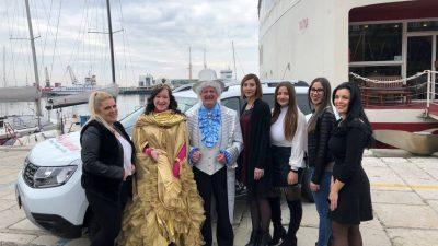 Predstavljene kandidatkinje koje će se ovog petka boriti za prestižnu titulu Kraljice 25. Riječkog karnevala