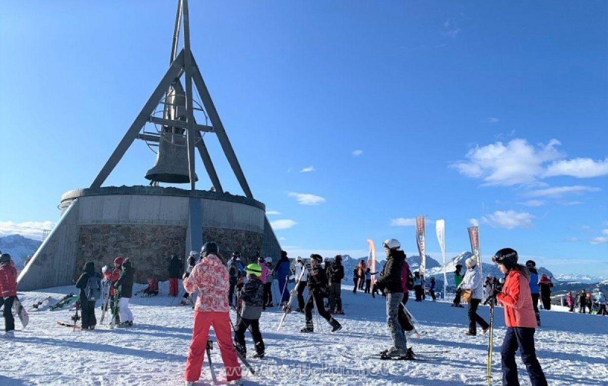 Hrvatski bijeli tjedan na Kronplatzu