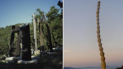 Samostalna izložba akademskog brsečkog kipara Ljube De Karine otvara se sljedećeg tjedna u Galeriji Juraj Klović