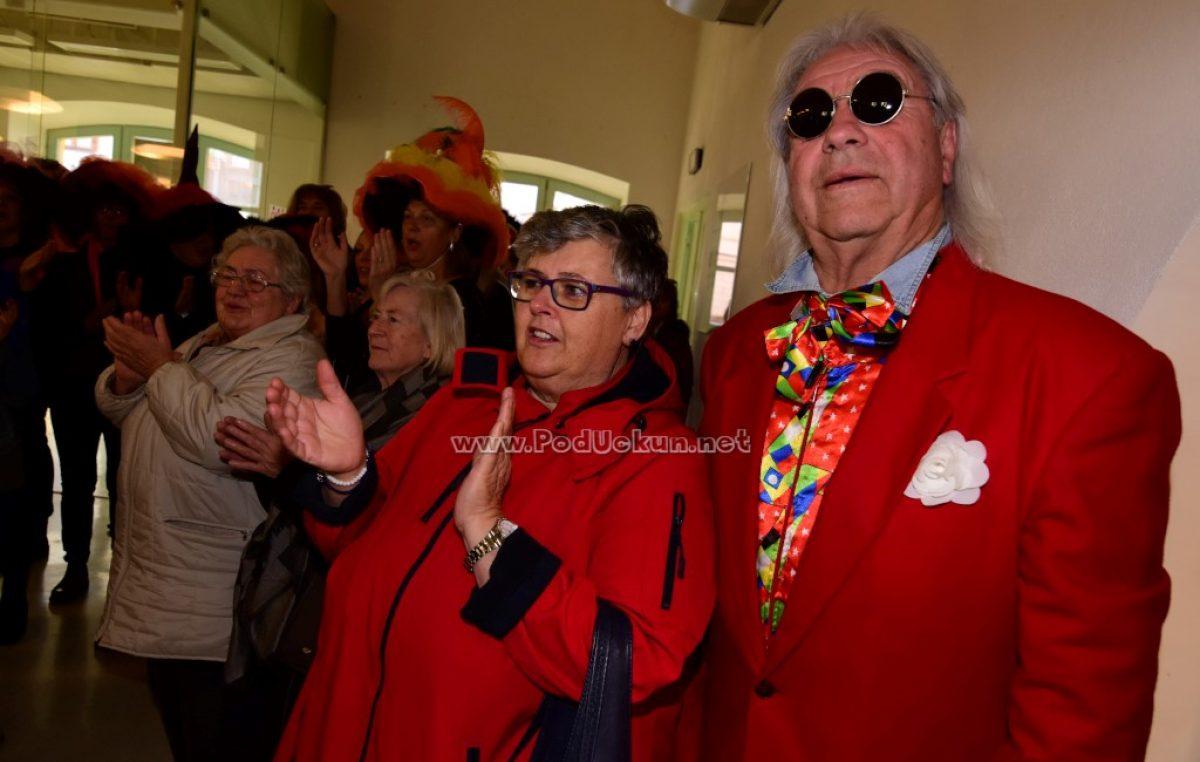 Povodom 25. rođendana otvorena izložba kostima karnevalske grupe Opatijke 90-60-90
