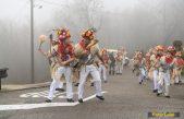 Rukavački zvončari otvorili 'sezonu' pohoda – Na putu do Zvoneće dočekali ih brojni ljubitelji tradicije
