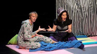 FOTO Kazališnom predstavom za djecu 'Morana i Čupko' otvorena je ovogodišnja sezona u Gervaisu
