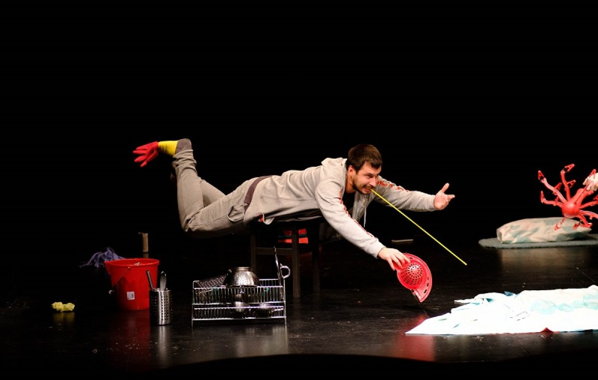 Kazališna predstava za djecu 'Zamisli' ove nedjelje u Gervaisu