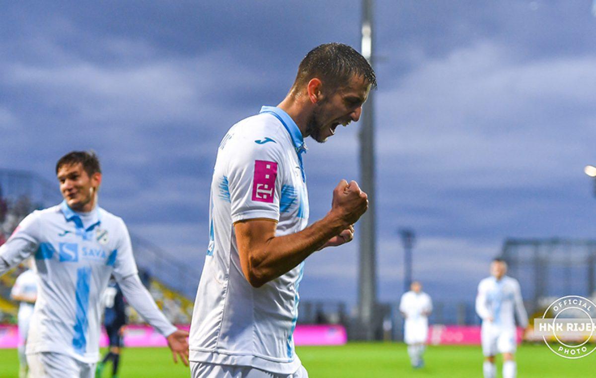 U prvoj pripremnoj utakmici Rijeka 'razbila' slovenski Šampion, briljirao Jakov Puljić