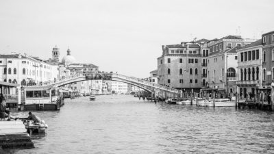 'Iz Hrvatske u Maroko' putopis Nikice Karasa – Venecija / Mestre
