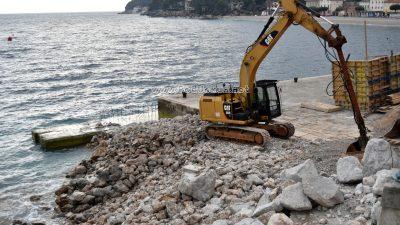 Butige otvorene do 17 sati, sva gradilišta s više od pet ljudi na području Drage se zatvaraju