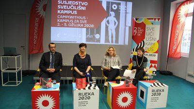 VIDEO Treći festival susjedstava EPK sljedećeg tjedna na riječkom Kampusu