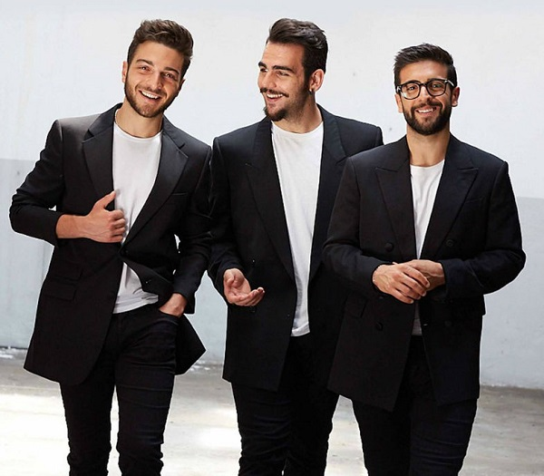 Senzacionalni pop-operni trio IL VOLO u Opatiji - PodUckun.net