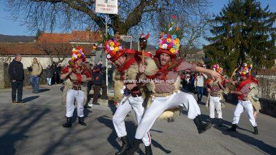 FOTO/VIDEO Brgujski zvončari poštovali tradiciju dugu 150 godina i napravili pohod Mučićen