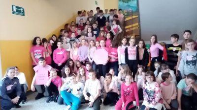 FOTO U Lovranu i Opatiji obilježen dan ružičastih majica