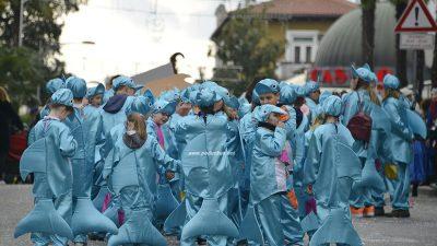 Parada smijeha, dječeg veselja i kreativnosti: Miće maškare osvojile Opatiju